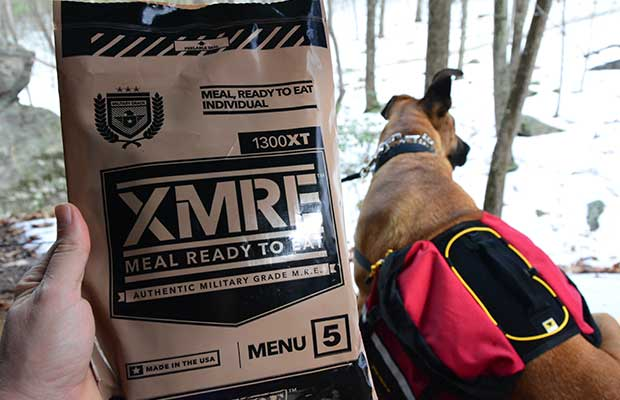 Uses of MRE meal