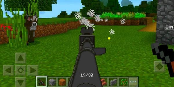 pixel gun 3D generator
