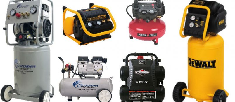 remove water from air compressors